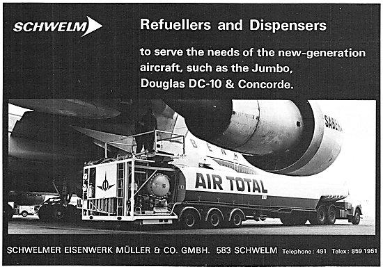 Schwelm Aircraft Refuellers & Dispensers
