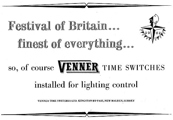 Venner Time Switches