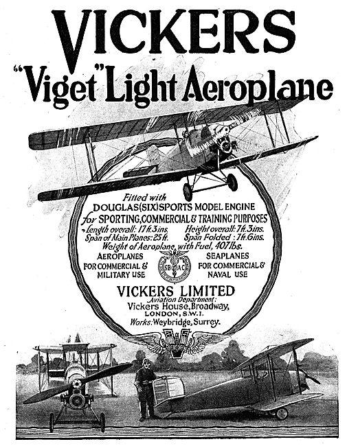 Vickers Viget