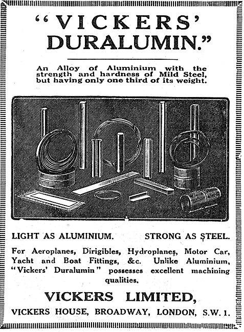 Vickers Duralumin