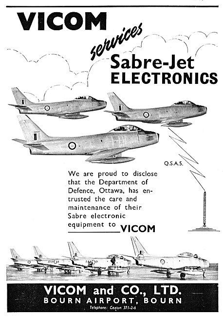 Vicom Electronic Equipment Servicing