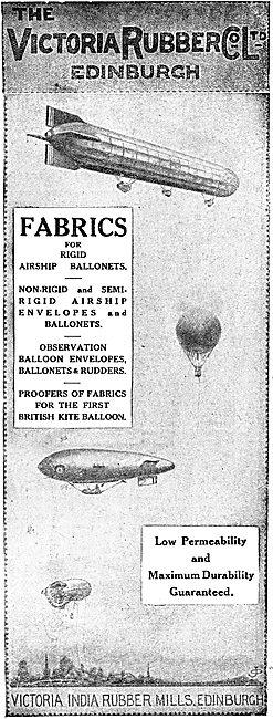 Victoria Rubber Airship Ballonets