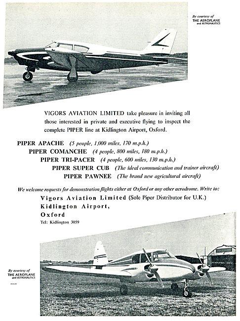Vigors Aviation Ltd