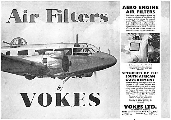 Vokes Air Filters