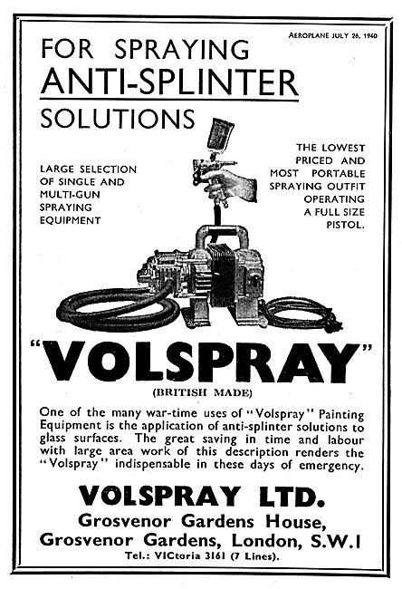 Volspray Painting Equipment