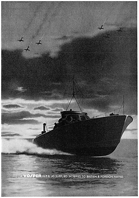 Vosper Motor Torpedo Boat