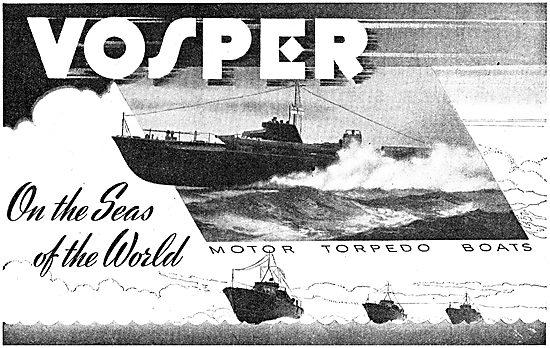 Vosper Motor Torpedo Boats