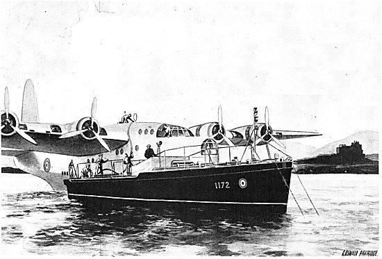 Vosper Seaplane Tender