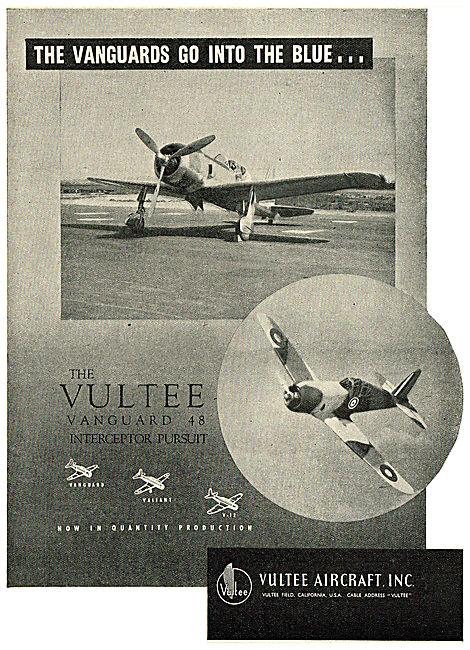 Vultee Vanguard 48