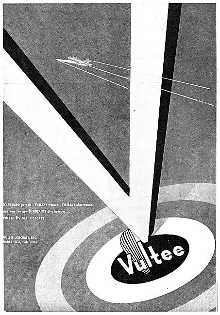 Vultee Vanguard - Vultee Vengeance