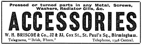 W.H.Briscoe & Co