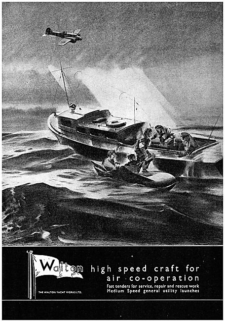 Walton High Speed Marine Craft