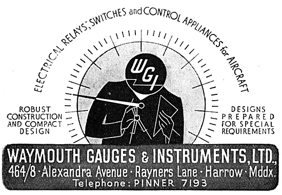 Waymouth Gauges & Instruments