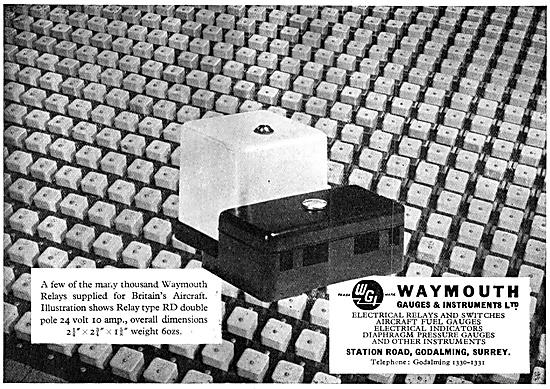 Waymouth Gauges & Instruments