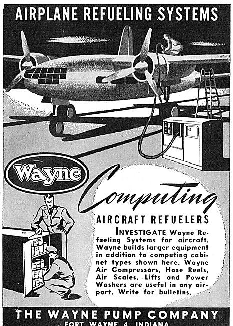 Wayne TAircraft Refuellers
