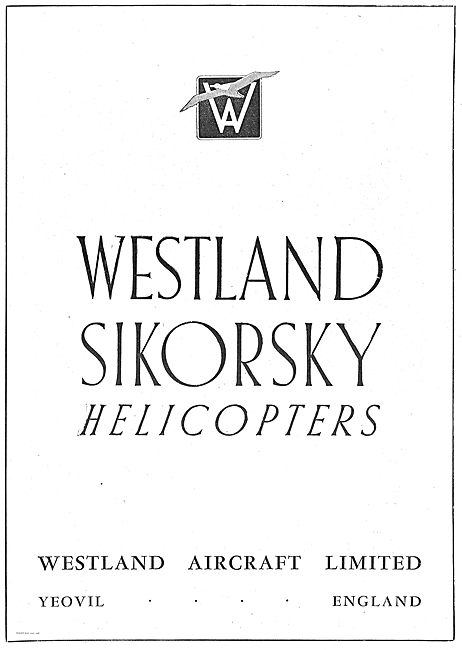 Westland Sikorsky Helicopters