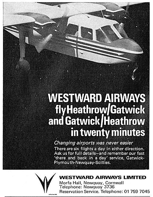 Westward  Airways