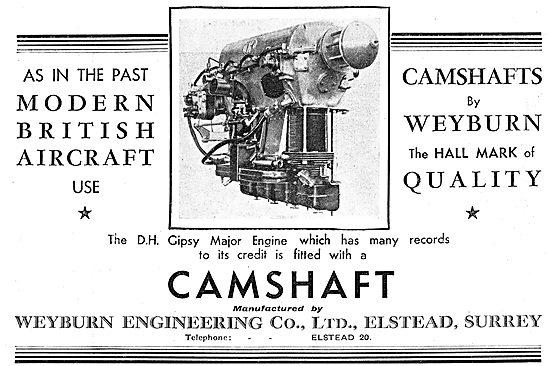 Weyburn Engineering - Weyburn Crankshafts. Camshafts
