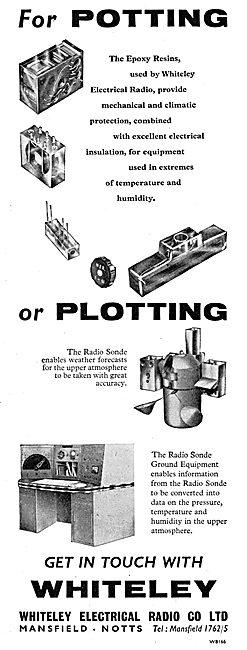 Whiteley Radio Sonde Equipment