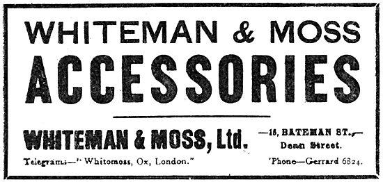 Whiteman & Moss
