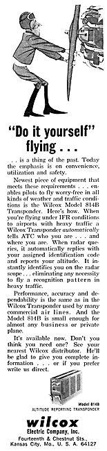 Wilcox Avionics - Wilcox 814B Transponder