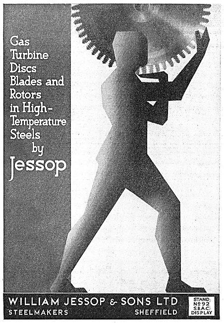 William Jessop High Temperature Steels