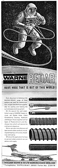William Warne - Hoses, Ducting & Connectors