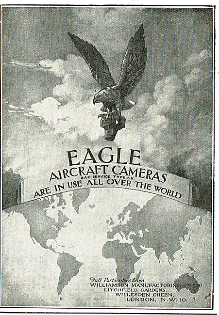 Eagle Aircraft Cameras - Used  All Over The World