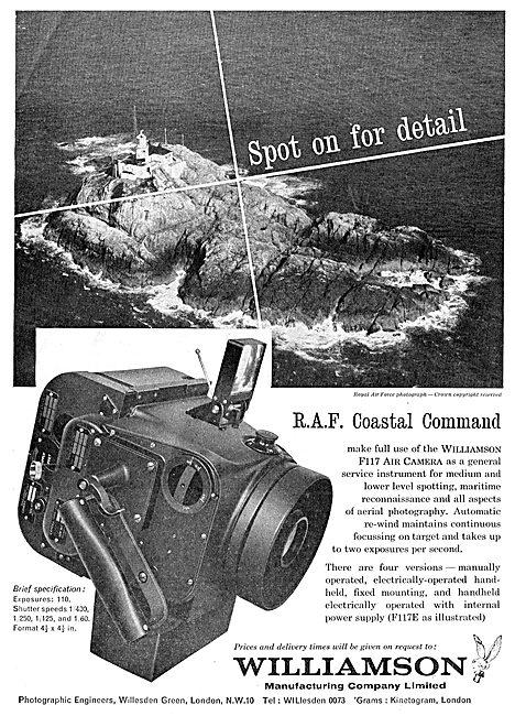 Williamson F117 Air Camera