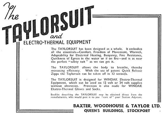 Baxter Woodhouse & Taylor - Taylorsuit