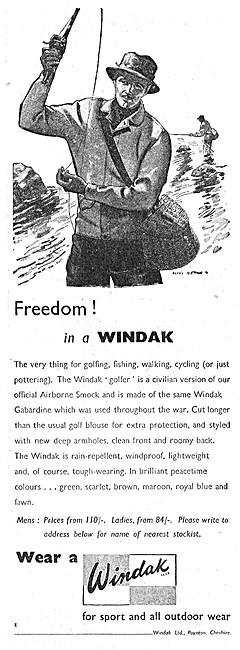 Baxter Woodhouse & Taylor -  Windak Leisurewear