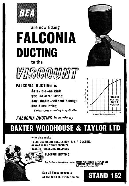 Baxter Woodhouse & Taylor -  Windak Falconia Ducting