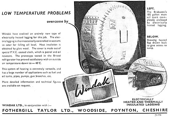 Windak Fothergill Taylor Electrically Heated Blankets
