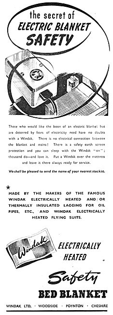Windak Industrial Heated Blankets & Safety Blankets For Domestic