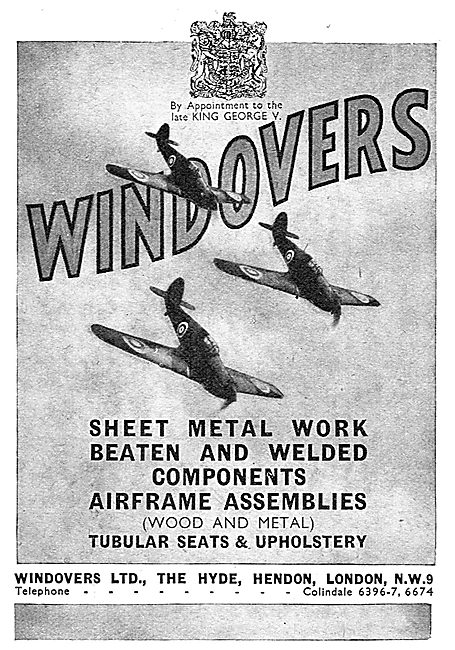 Windovers - Sheet Metal Work