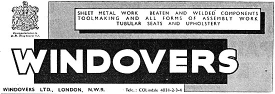 Windovers - Aircraft Sheet Metal Work 1942