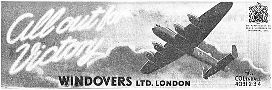 Windovers Sheet Metal Workers