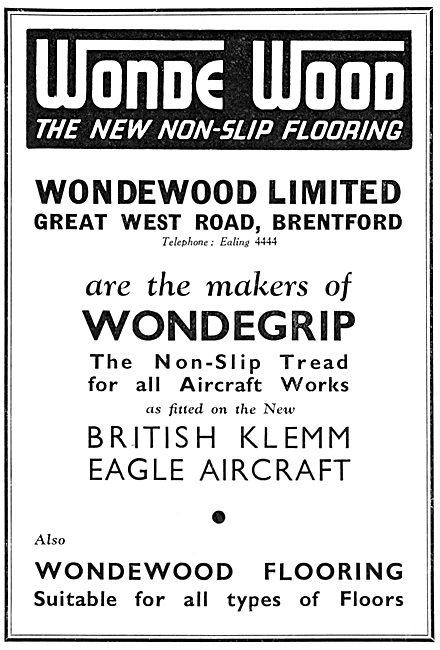 Wondewood Wondegrip Non-Slip Floor Coverings.