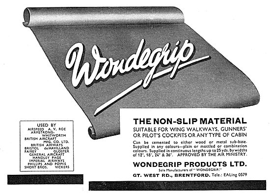 Wondegrip Non-Slip Floor Coverings.