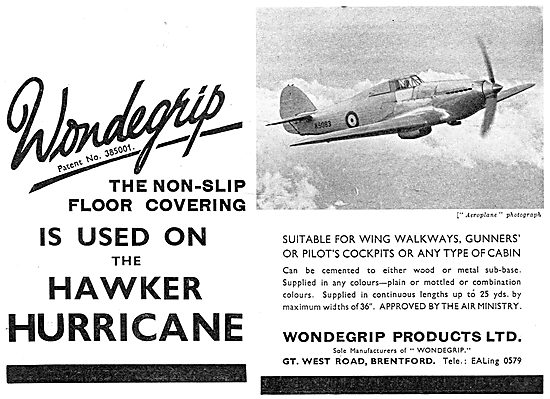 Wondegrip Non-Slip Floor Coverings. Hurricane