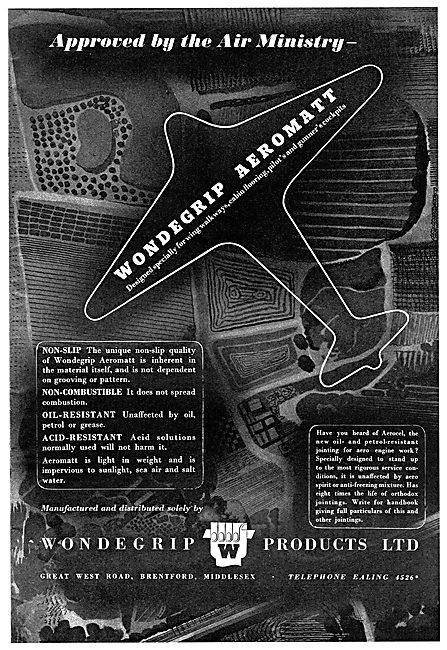 Wondegrip Non-Slip Floor Coverings.