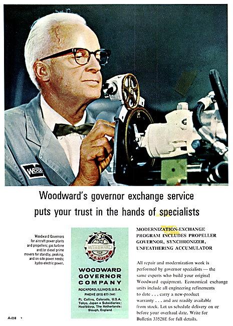 Woodward Governor Company