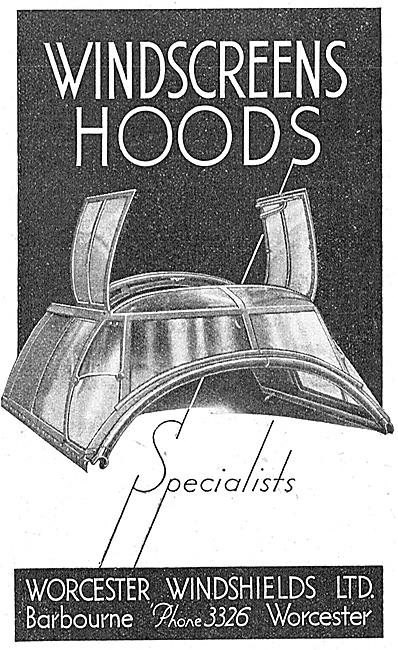 Worcester Windshields - Aircraft Windshields & Hoods