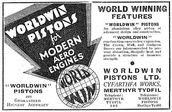 Worldwin Pistons