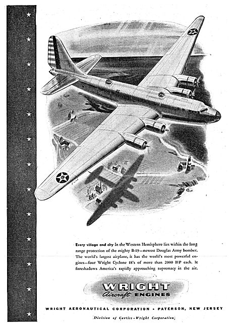 Wright Cyclone - Douglas B-19