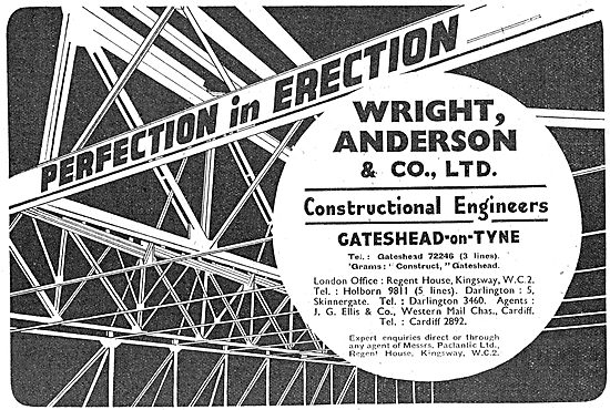 Wright Anderson & Co - Aircraft Hangars & Steel Buildings