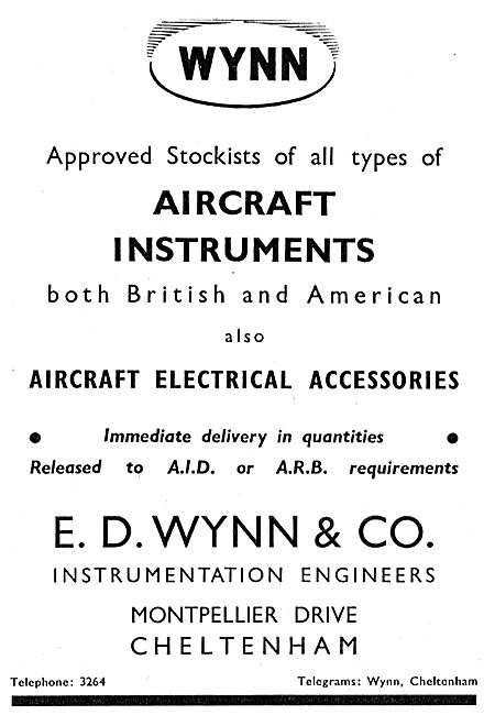 E.D.Wynn & Co Instrument Engineers